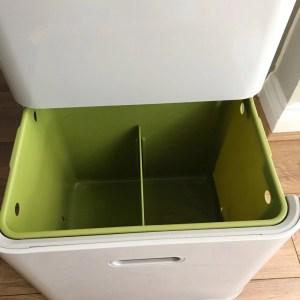 Joseph Joseph Intelligent Waste Bin Review, kitchen accessories, homemaking tips