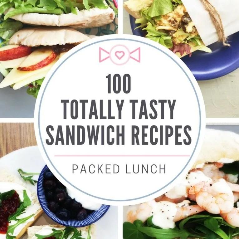 Ultimate List of Sandwich Fillers