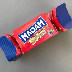 Haribo sweets Christmas cracker, stocking filler ideas for kids