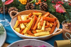 Christmas dinner roast veggies, How to cook Christmas turkey, Hello Fresh #ad