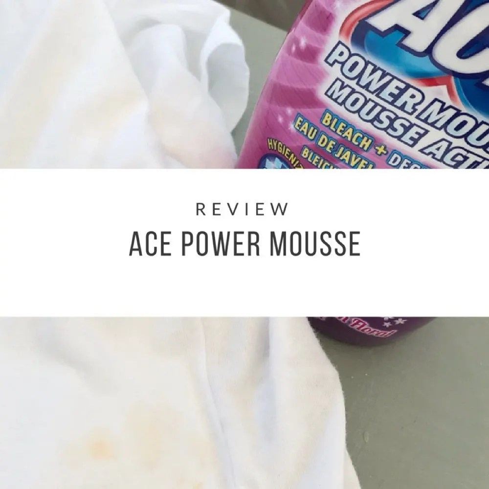 ACE Power Mousse Review
