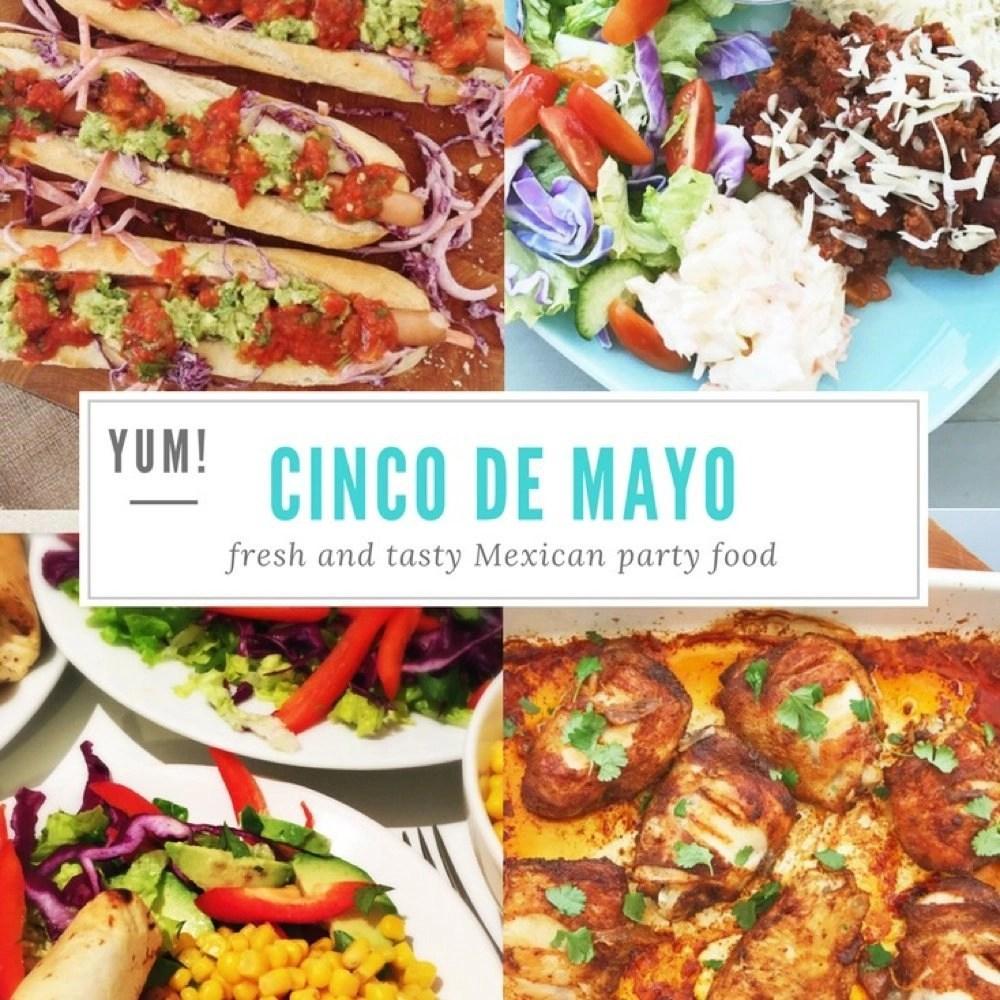 Delicious Cinco De Mayo Recipes