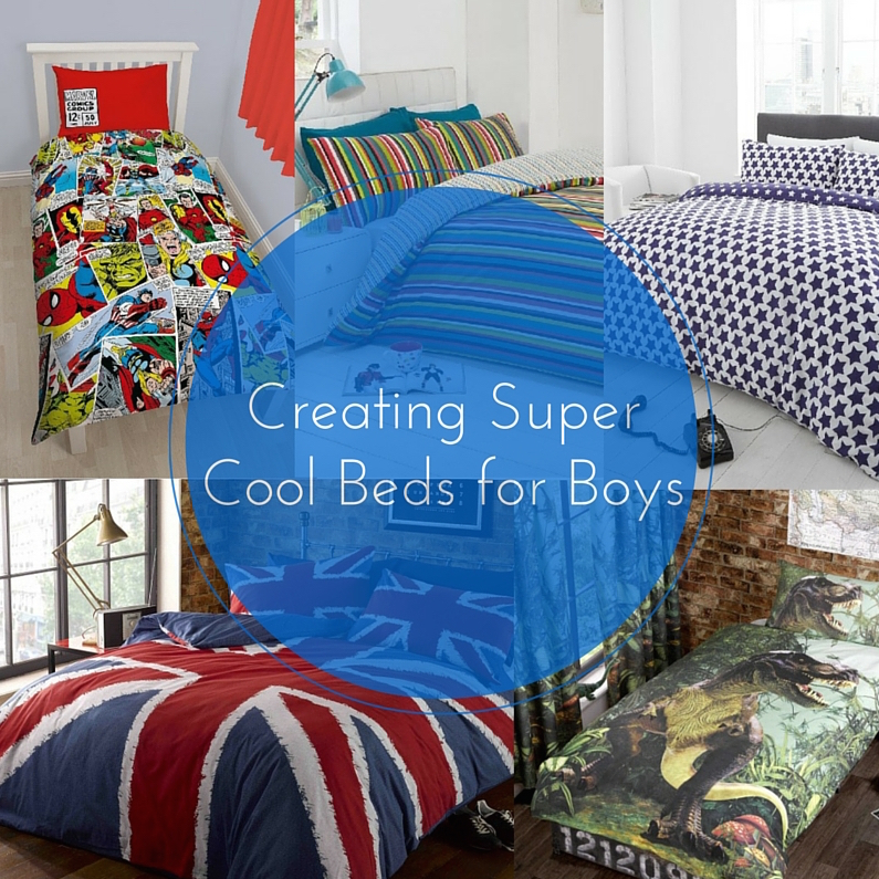 Creating Super Cool Beds for Boys