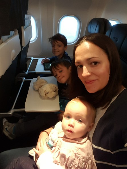 A real Flying Visit to Milan with Kids!!