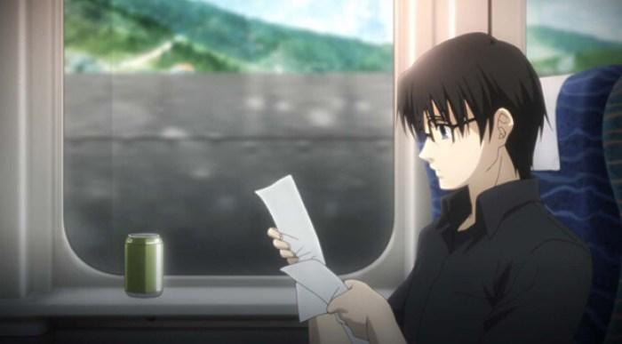 空の境界「痛覚残留」浅上藤野の調査に向かう黒桐幹也