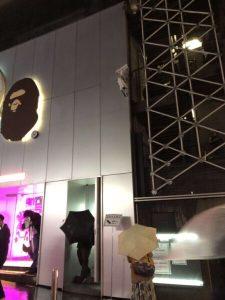 Shibuya www x入り口