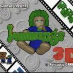 「3Dレミングス」タイトル
