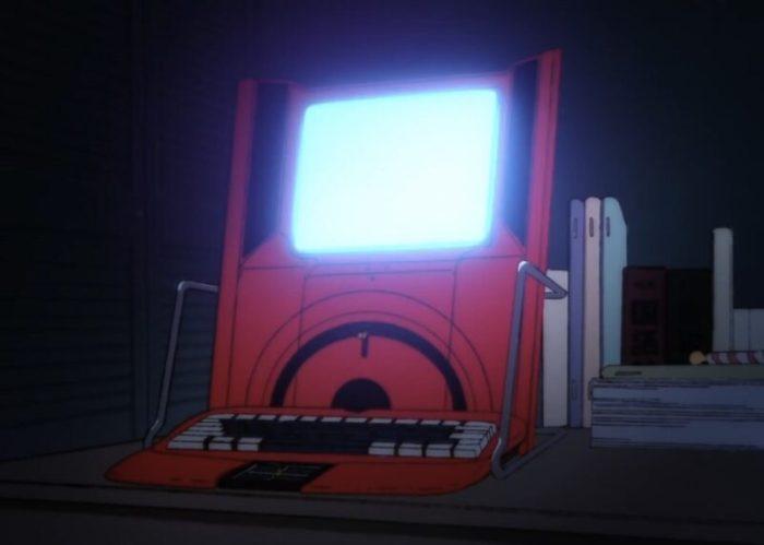 「serial experiments lain」玲音のPC