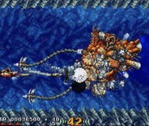「海底大戦争」ステージ1-3