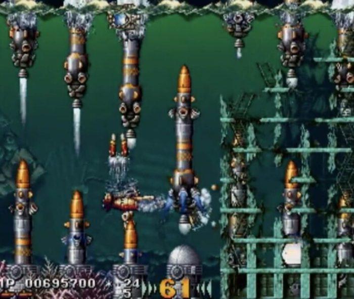 「海底大戦争」ステージ4-1