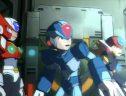 「ロックマンX8」ムービー
