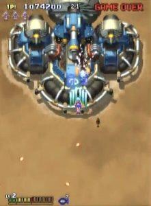 「ガンバード2」ステージ1-4ボス