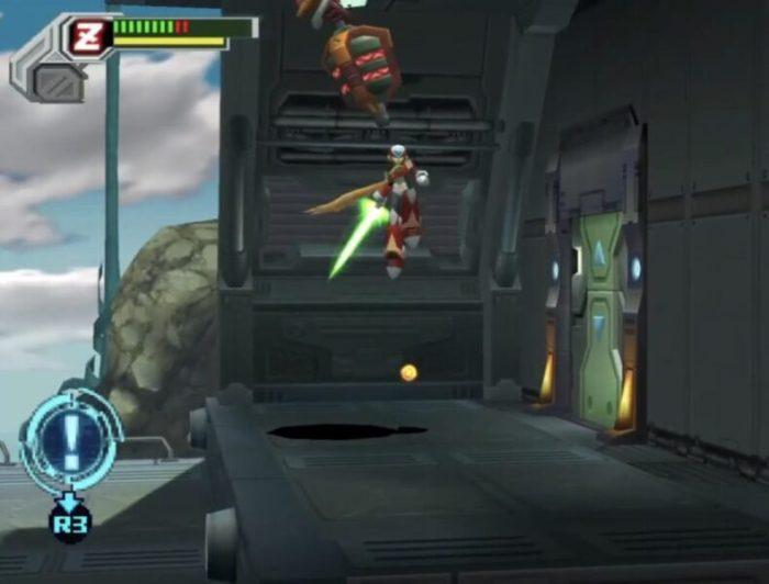 「ロックマンX8」ゼロ3