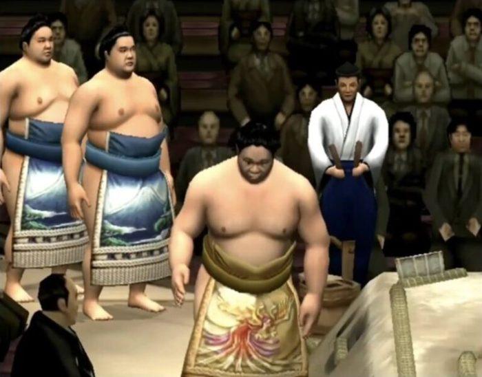 「日本相撲協曾公認 日本大相撲 本場所激闘編」本場所1