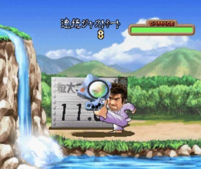 「せがた三四郎 真剣遊戯」ミニゲーム9