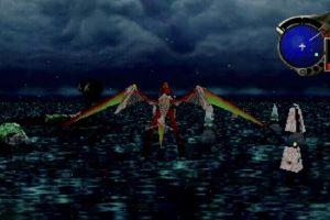 「アゼル パンツァードラグーンRPG」ワールドマップ6