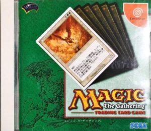 「マジック:ザ・ギャザリング(DC版)」表紙