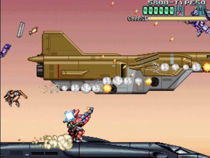 「ウルフファング 空牙2001」ミッション1-2