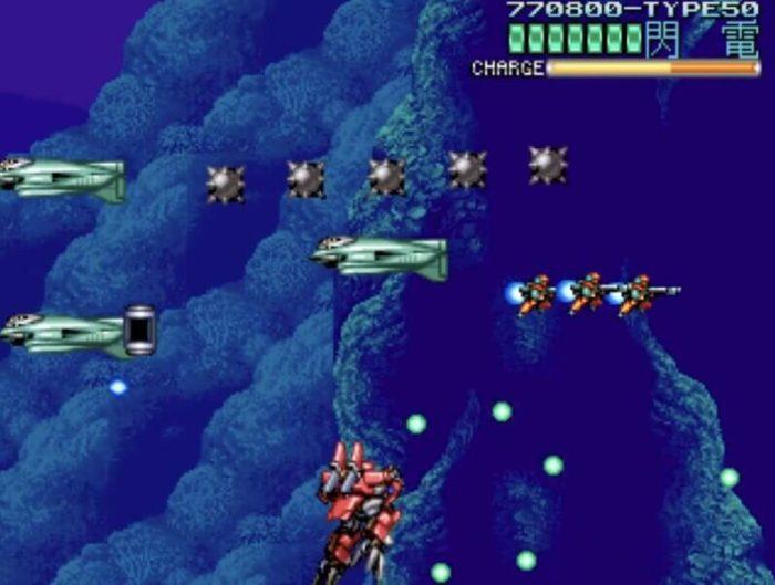 「ウルフファング 空牙2001」ミッション4-C-2