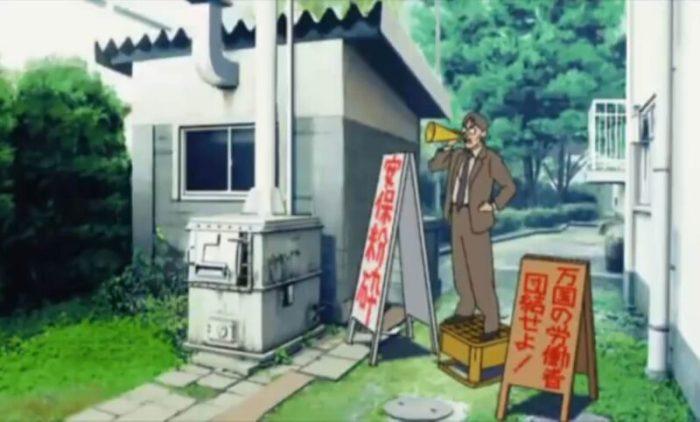 「3年B組金八先生 伝説の教壇に立て!」アニメーション3