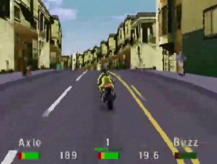 「ロードラッシュ」レース4