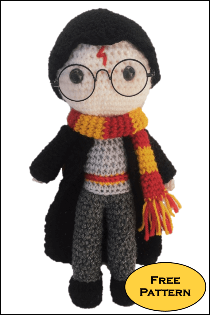 Free Harry Potter Amigurumi Pattern Crochet Daisy And Storm