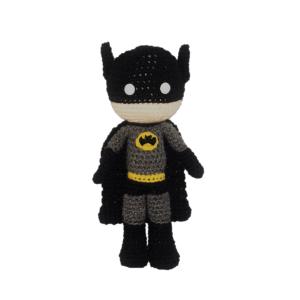 Free Batman Amigurumi Pattern 1