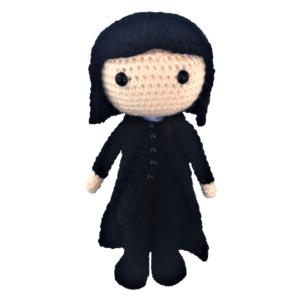 Free Professor Severus Snape Amigurumi Pattern
