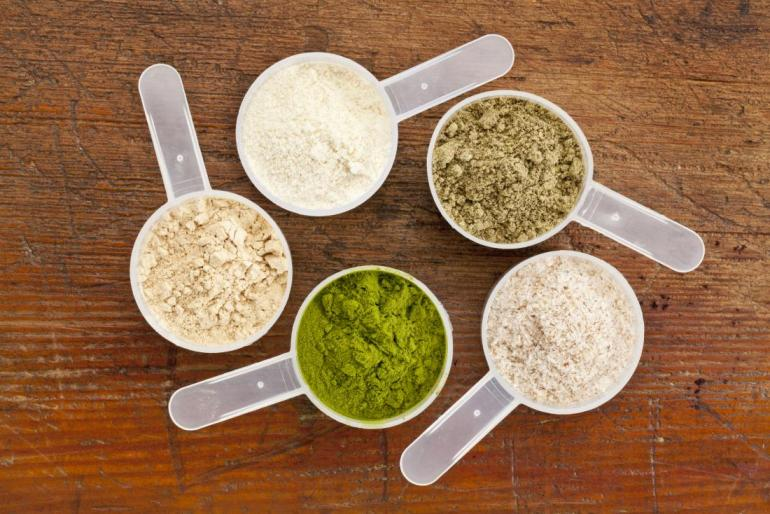 protein powders - nutrition myths