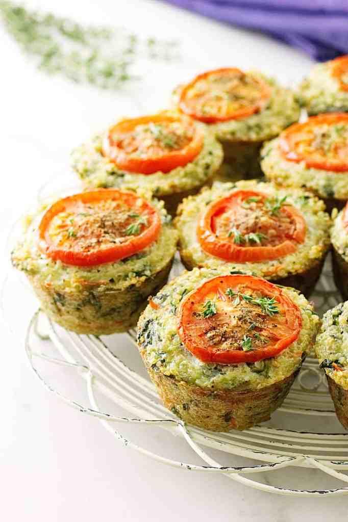 Savor the Best Veggie Quinoa Egg Muffins