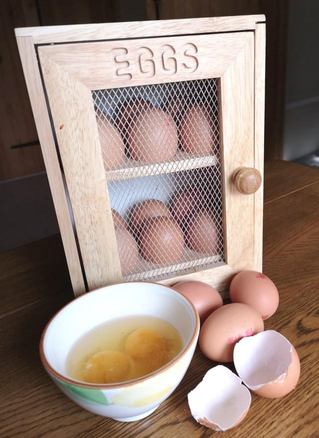 Cake's Essential Ingredients: Eggs