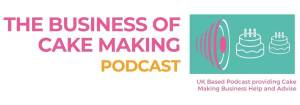 The Business of Cake Making Logo