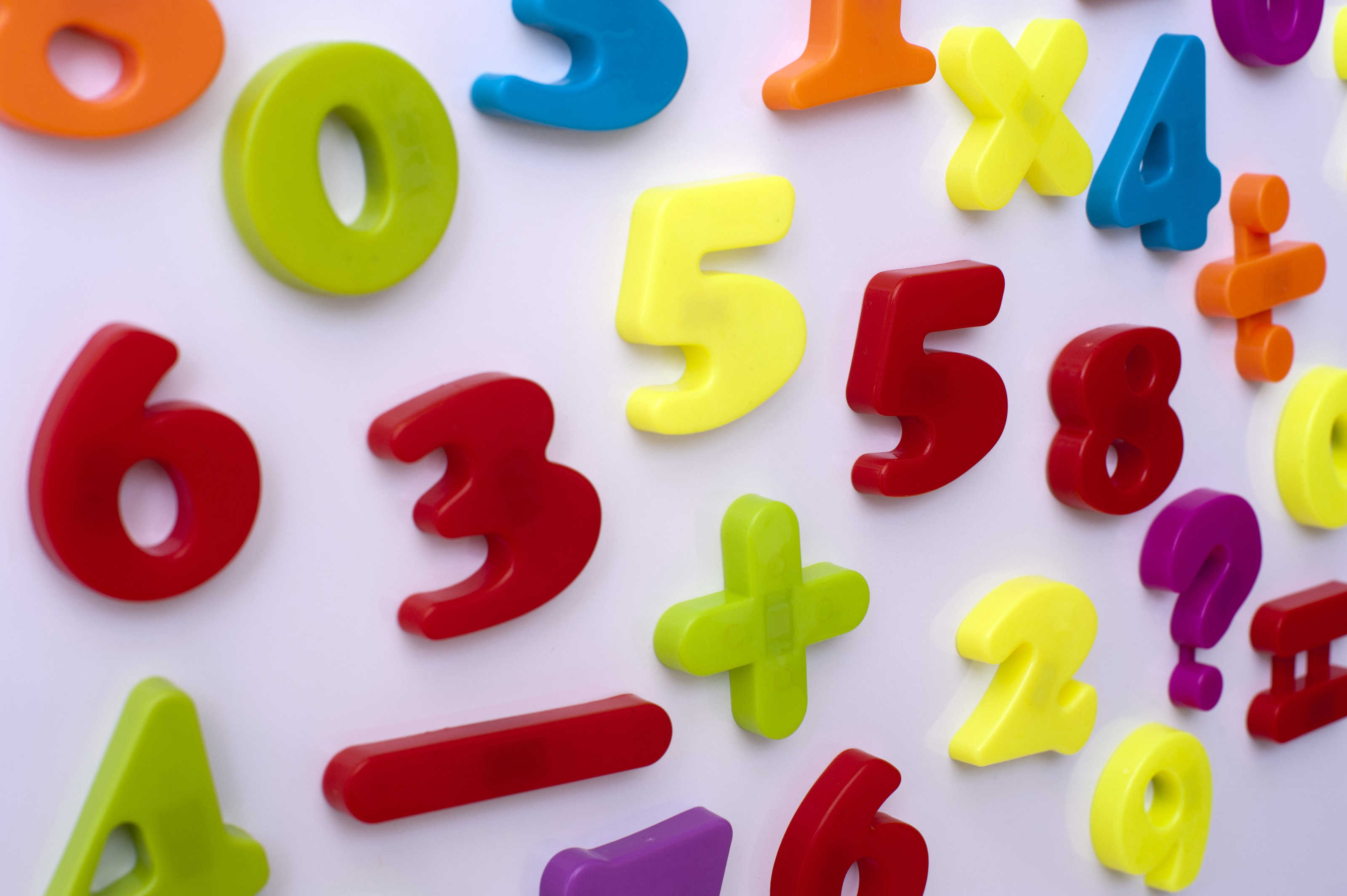 Maths In Early Years How To Support Children At Home