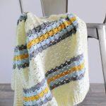 40 Free Modern Crochet Baby Boy Blanket Patterns Daisy Farm Crafts