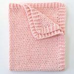 Easy Chunky Crochet Velvet Blanket Daisy Farm Crafts