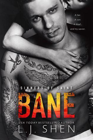 Bane by LJ Shen - Sinners of Saint series book 5