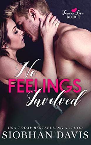 No Feelings Involved by Siobhan Davis