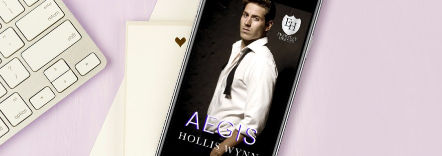 Everyday Heroes: Aegis by Hollis Wynn