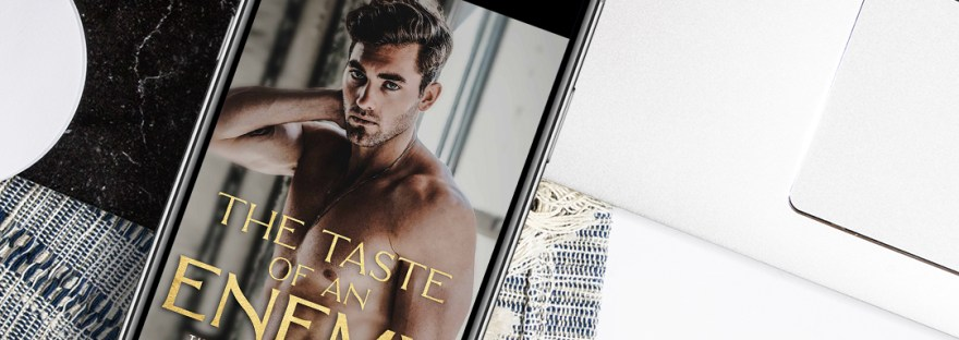 The Taste Of An Enemy by Holly Renee