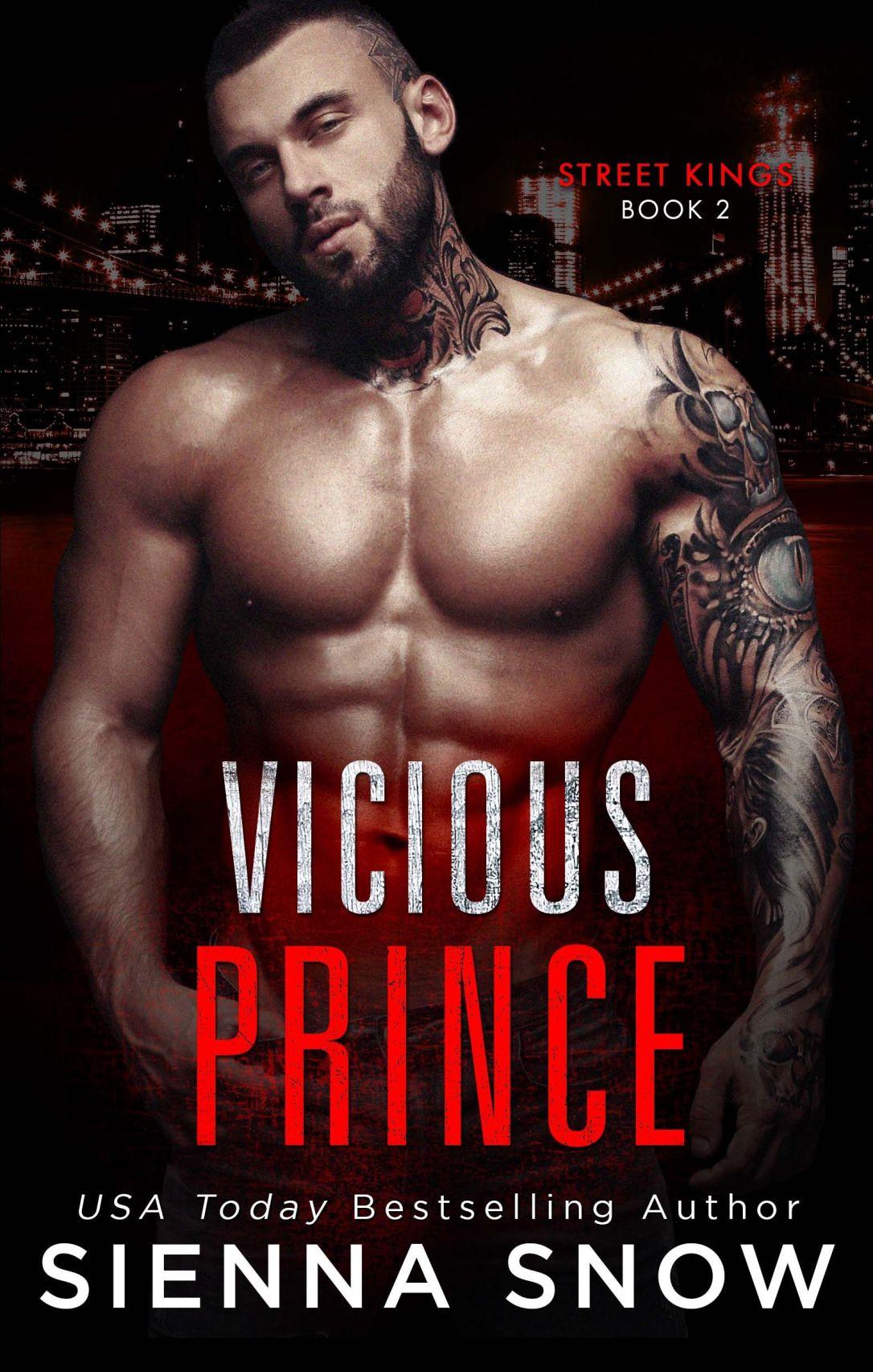 Vicious Prince by Sienna Snow