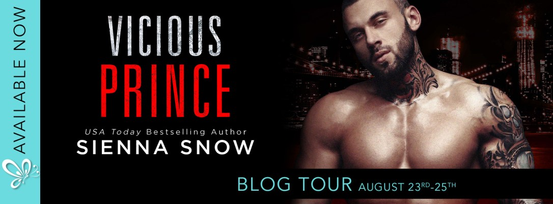 Blog Tour: Vicious Prince by Sienna Snow
