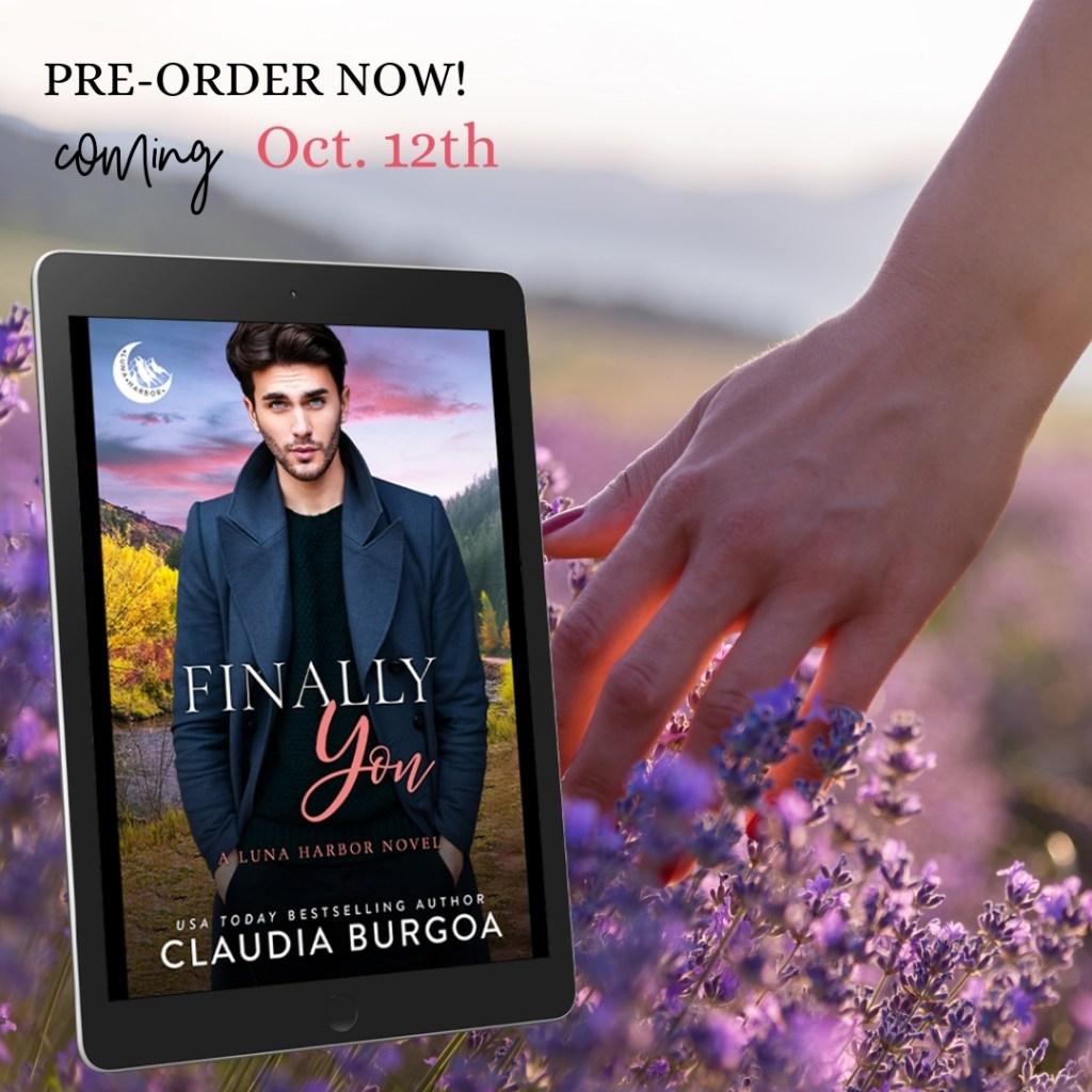 New Release from Claudia Burgoa
