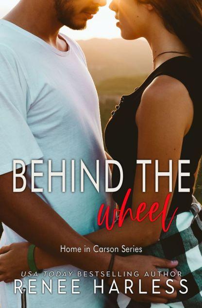 Behind The Wheel by Renee Harless