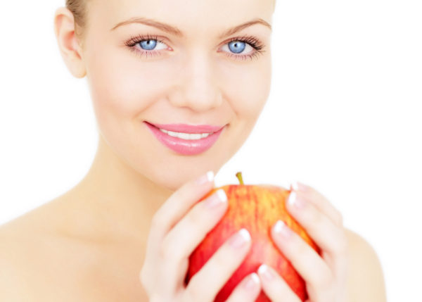 Good nutrition means a healthy you and healthy skin!
