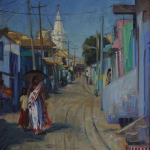 The Coloured Streets
