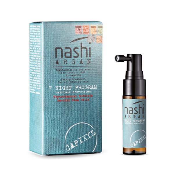 Nashi Argan Capixyl 7 Night Program