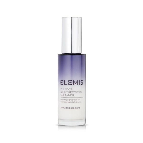 Peptide⁴ Night Recovery Cream-Oil 1