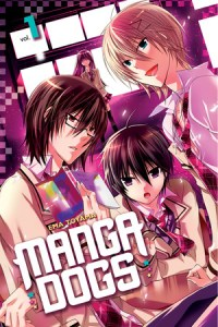 Manga Dogs Volume 1