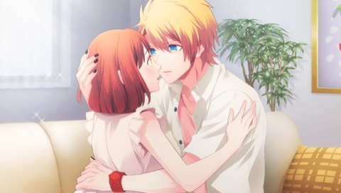 Uta no Prince-sama All Star After Secret Kurusu Syo True Love Ending B