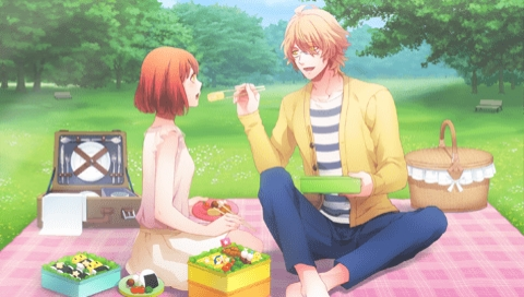 Uta no Prince-sama All Star After Secret Shinomiya Natsuki Picnic
